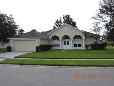 Single Family Home For Sale: 13123 Meergate Circle