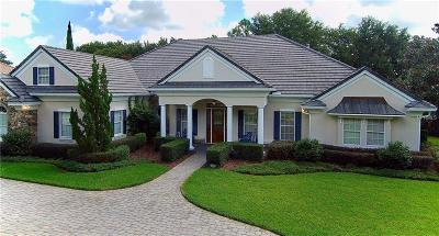 Lake County, Sumter County Single Family Home For Sale: 9539 San Fernando Court