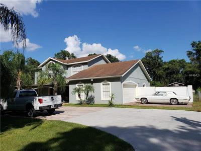 Orlando Single Family Home For Sale: 1125 N Chickasaw Trail