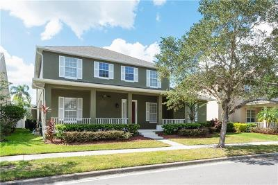 Orlando Single Family Home For Sale: 3814 Marsh Lilly Drive