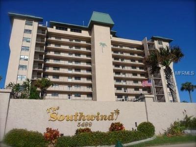 New Smyrna Beach Condo For Sale: 5499 S Atlantic Avenue #902