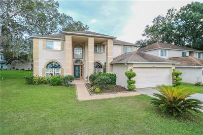 Ocoee Single Family Home For Sale: 2089 Cabbage Palm Drive