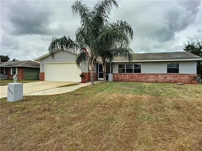 Deltona Single Family Home For Sale: 3242 Courtland Boulevard