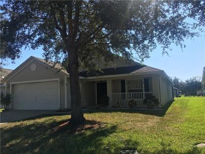 Kissimmee Single Family Home For Sale: 2726 Callaway Lane