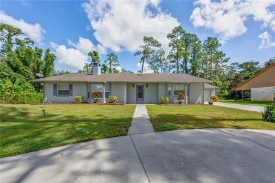 Orlando Single Family Home For Sale: 14049 Marine Drive
