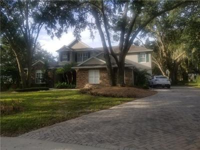 Single Family Home For Sale: 32 Clear Harbor Court