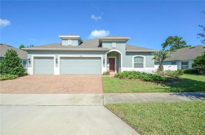 Deland Single Family Home For Sale: 1660 Blue Grass Boulevard