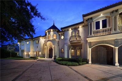 Winter Park Single Family Home For Sale: 1511 Via Tuscany