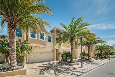 Tarpon Springs Townhouse For Sale: 765 Grand Cypress Lane