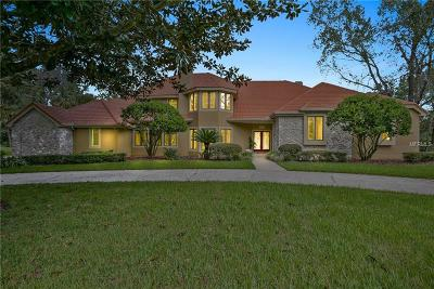 Longwood FL Single Family Home For Sale: $625,000