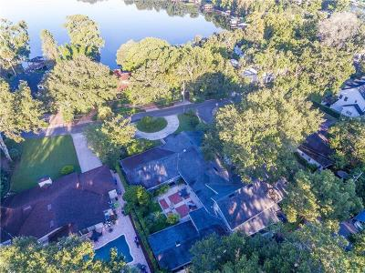 Orlando Single Family Home For Sale: 1699 Lakeside Drive