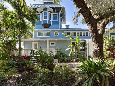New Smyrna Beach Single Family Home For Sale: 2878 Sunset Drive