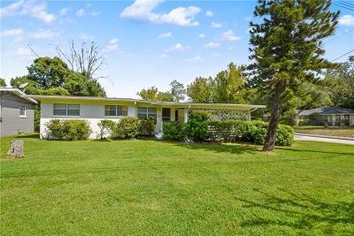 Orlando Single Family Home For Sale: 201 W Winter Park Street
