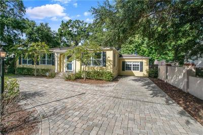 Tampa Single Family Home For Sale: 2807 S Manhattan Avenue