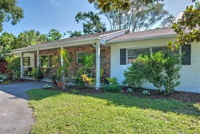 St Petersburg Single Family Home For Sale: 4140 Cortez Way S