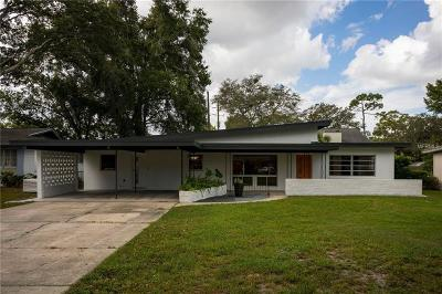 Winter Park Single Family Home For Sale: 1213 Lindenwood Lane