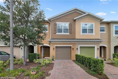 Apopka Townhouse For Sale: 1175 Palma Verde Place