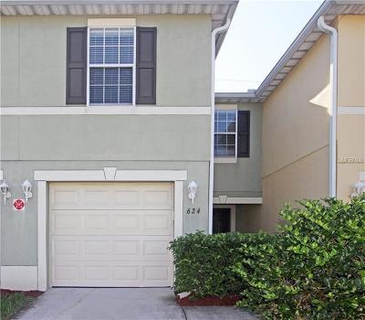 Orlando Townhouse For Sale: 624 Cresting Oak Circle #32