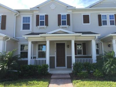 Windermere Townhouse For Sale: 13718 Beckman Drive