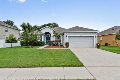 Ocoee Single Family Home For Sale: 3303 Fawnwood Drive