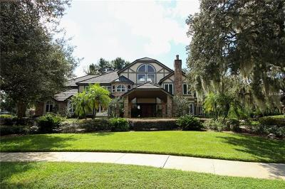 Lake Mary Single Family Home For Sale: 1431 Heathrow/Bristol Park Place