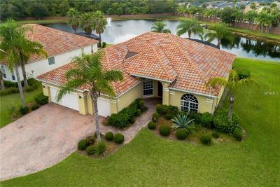 Edgewood Single Family Home For Sale: 5350 Oak Terrace Drive