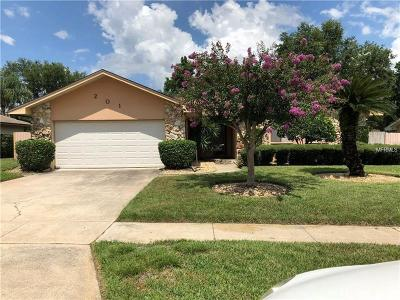 Lake Mary Rental For Rent: 201 Dublin Drive