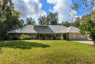 Longwood Single Family Home For Sale: 160 Ibis Road