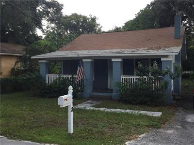 Tampa Single Family Home For Sale: 4218 N 13th St