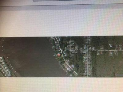 Seminole County, Volusia County Residential Lots & Land For Sale: 2870 Sunset Drive
