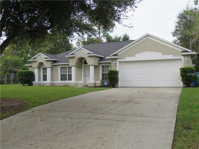 Deltona Single Family Home For Sale: 1088 Peak Circle