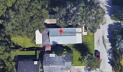 Orlando Single Family Home For Sale: 2410 Center Avenue