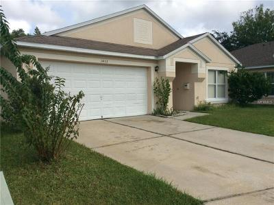 Single Family Home For Sale: 1433 Aguacate Court
