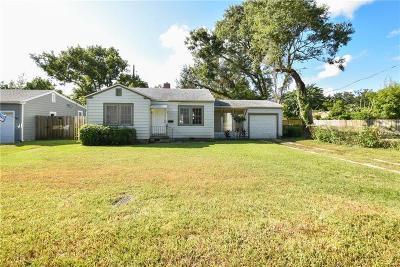 Orlando Single Family Home For Sale: 2028 Illinois Street