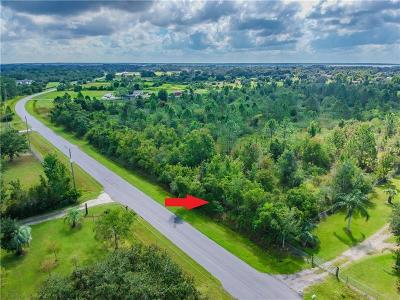 Kissimmee Residential Lots & Land For Sale: 0 High Plains Lane