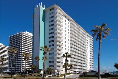 Daytona Beach Condo For Sale: 2800 N Atlantic Avenue #707