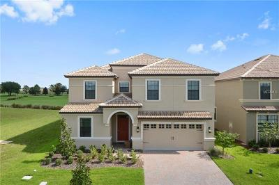 Orlando, Windermere, Winter Garden, Kissimmee, Reunion, Clermont, Davenport, Haines City, Champions Gate, Championsgate Single Family Home For Sale: 9163 Caddie Way