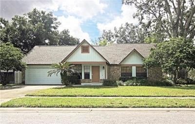 Winter Park Single Family Home For Sale: 7316 Cook Lane