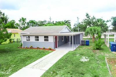 Winter Park Single Family Home For Sale: 810 Carver Street