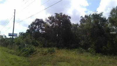 Apopka Residential Lots & Land For Sale: W Orange Blossom Trail