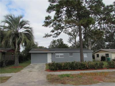 Deland Single Family Home For Sale: 841 W Chelsea Street