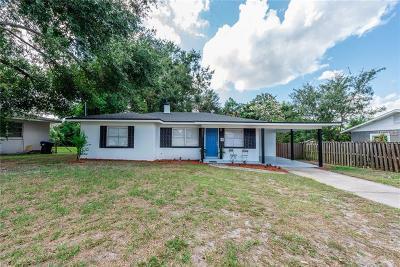 Orlando Single Family Home For Sale: 700 W Fairbanks Avenue