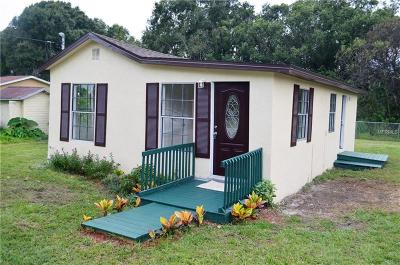Lakeland Single Family Home For Sale: 3341 S Combee Road