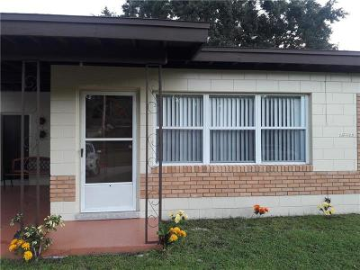 Single Family Home For Sale: 1412 Watts Avenue