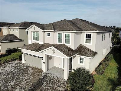 Kissimmee FL Single Family Home For Sale: $755,000