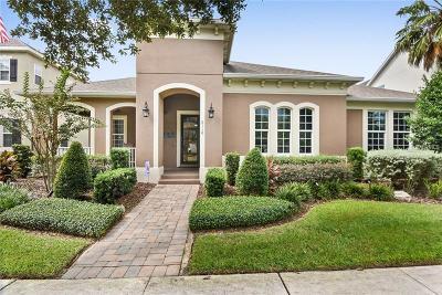 Winter Garden Single Family Home For Sale: 8118 Key West Dove St
