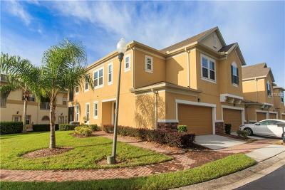 Clermont Townhouse For Sale: 13548 Fountainbleau Drive