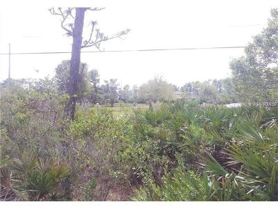 Orlando Residential Lots & Land For Sale: Paddock Street #9A