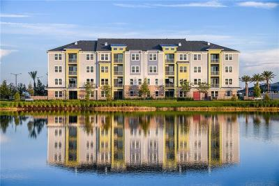 Lake County, Marion County, Sumter County, Orange County, Seminole County Condo For Sale: 7517 Laureate Boulevard #4307