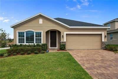 Clermont FL Single Family Home For Sale: $260,000
